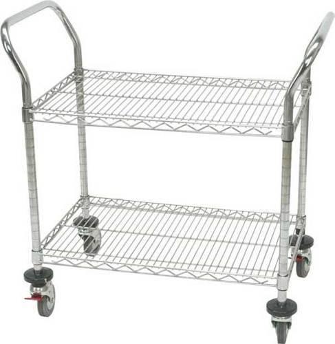 selling carbon steel storage carts