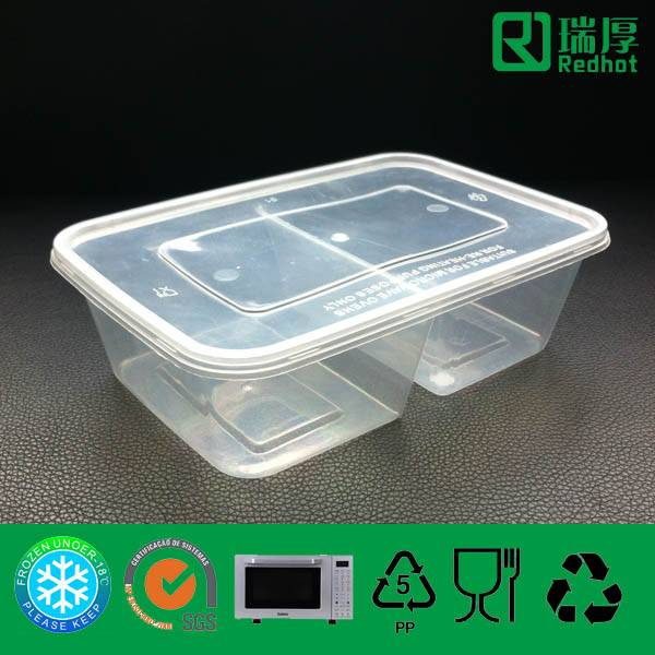 Portable Food Container & Lunch Box 650ml