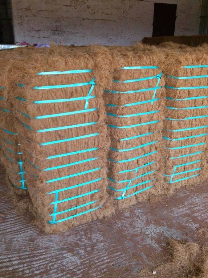 Coconut Raw Fiber
