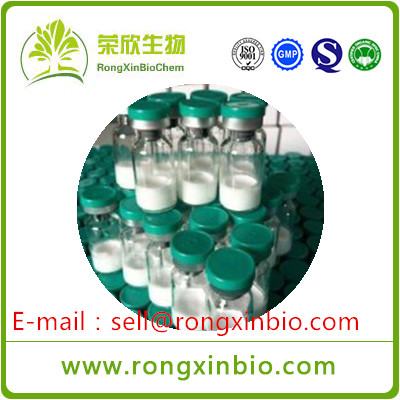 GHRP-6 5mg CAS136054-22-3 Human Growth Hormone Peptides White Powder Steroid or Bodybuilding