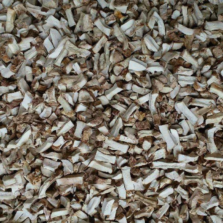 66MM Dried Shiitake Mushroom Dices from Mushroom Leg