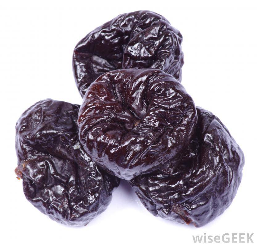USDA Grade A Organic Dried Prunes (unpitted and pitted)