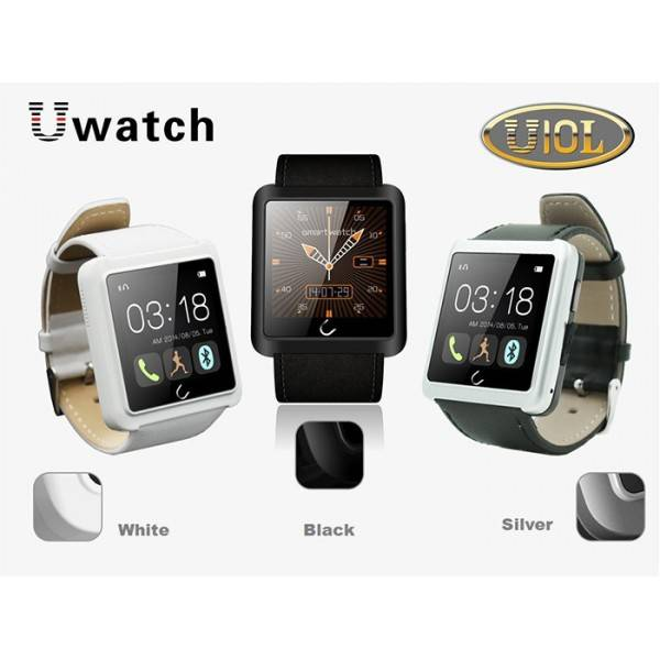U10L Bluetooth Smart Watch Smartwatch U Sports Wristwatch For iPhone 5/6 Samsung IOS Android Phone S