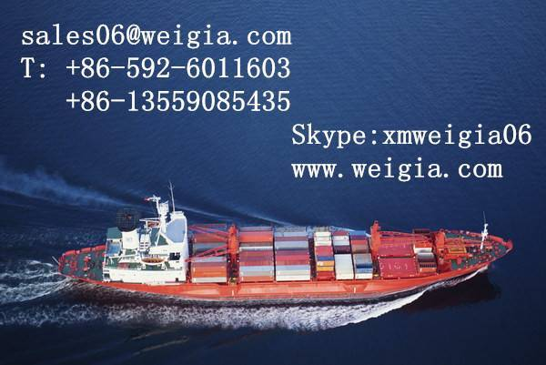 Sea freight from Xiamen to Korea