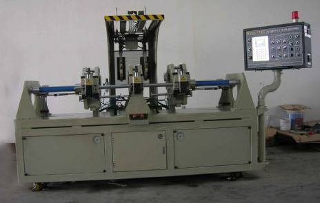 PE PP ball valve welding machine