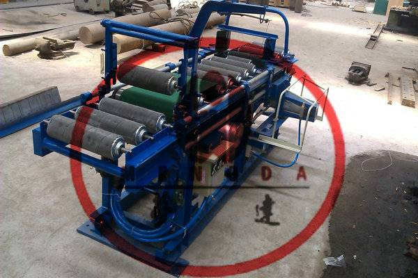 MENGDA high capacity brick cutting machine with low cost
