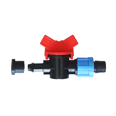 Drip tape mini valvesDrip Tape Mini Valves price Drip Irrigation Accessories supplier