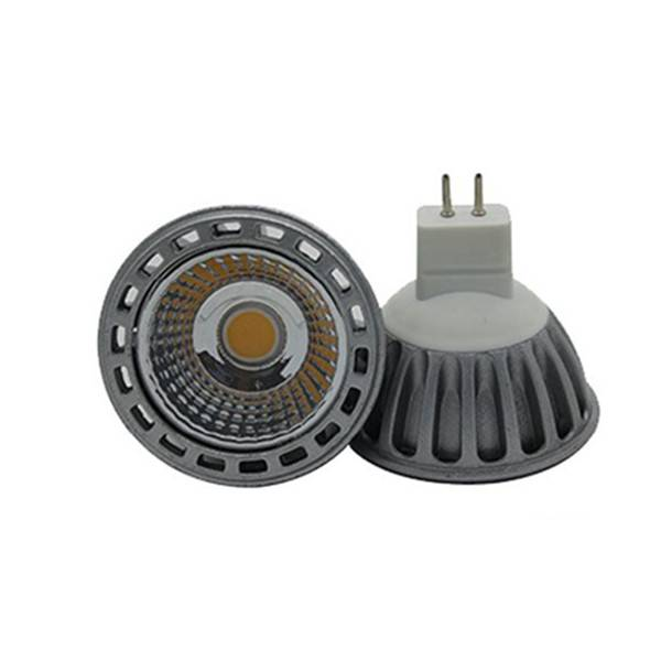 New Design 6W MR16 COB LED Spotlight