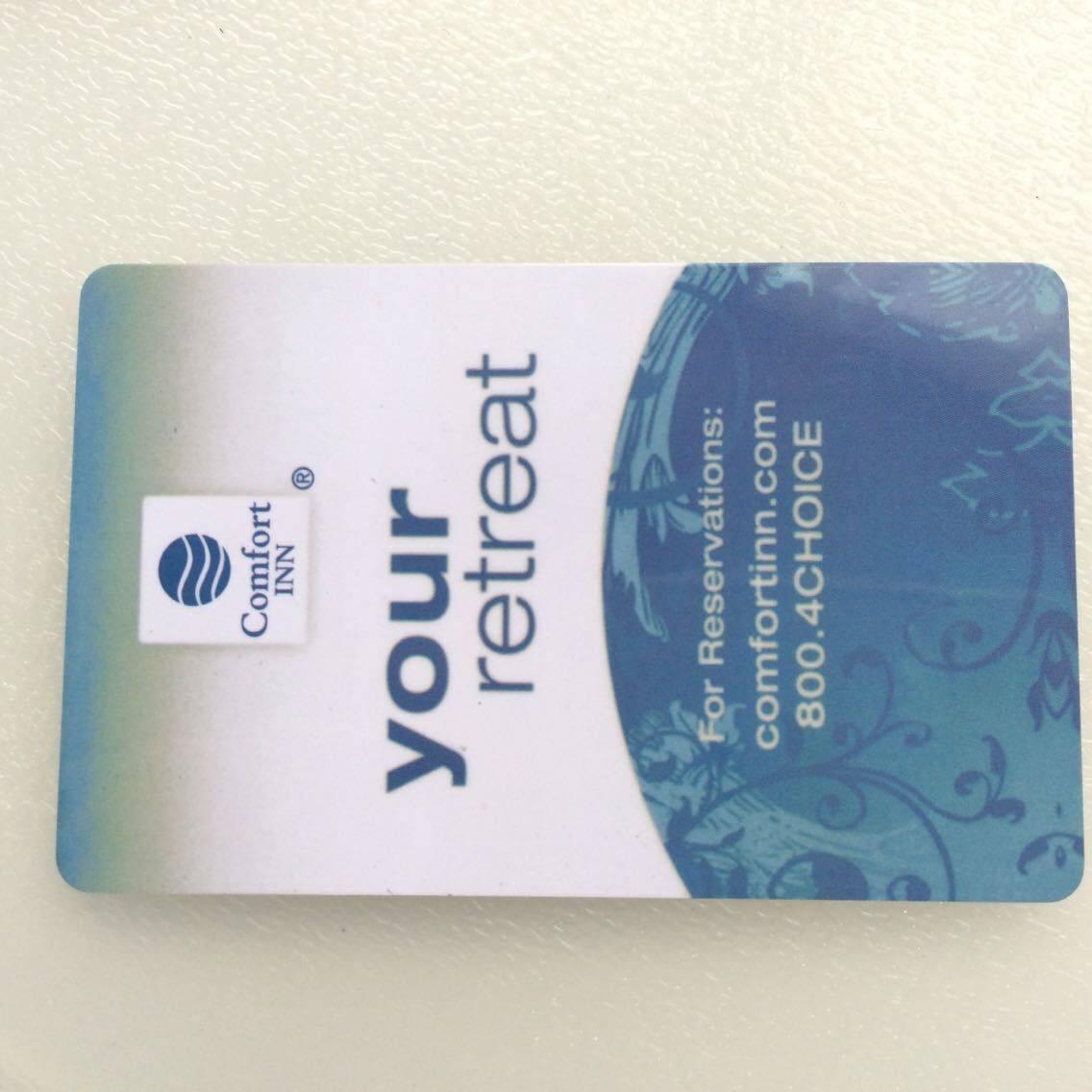 Professional Factory RFID Card for Hotel Door Lock