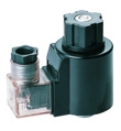 Solenoid Series for DC Wet-Pin Type Valves