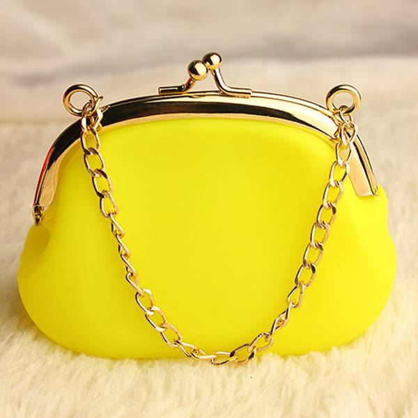 Hot Sell Fashionable Silicone Bag