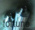 aluminum tubes with shoulder pattern