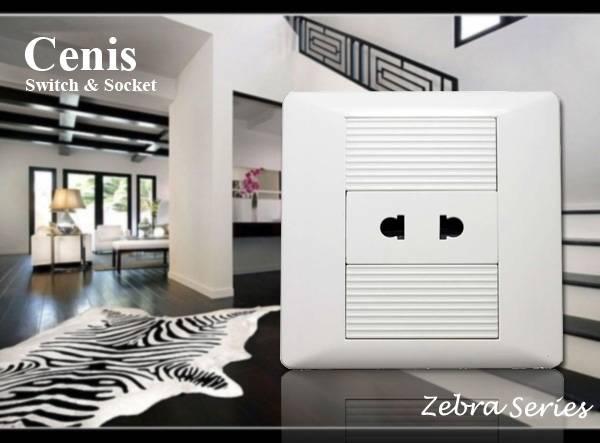 High Quality Wall Switch Zebra Series