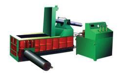 Hydraulic Metal Balers