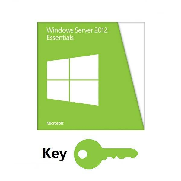 Microsoft Windows Server 2012 Essentials Key