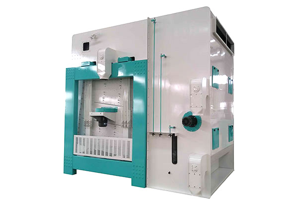 combination screen for oil seed processing
