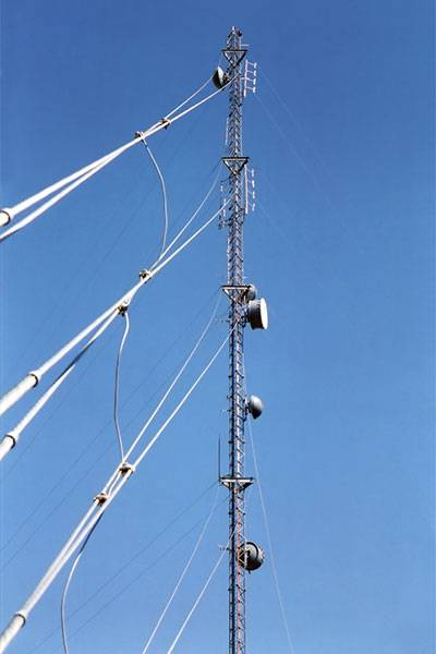Guyed Tower Guy wire