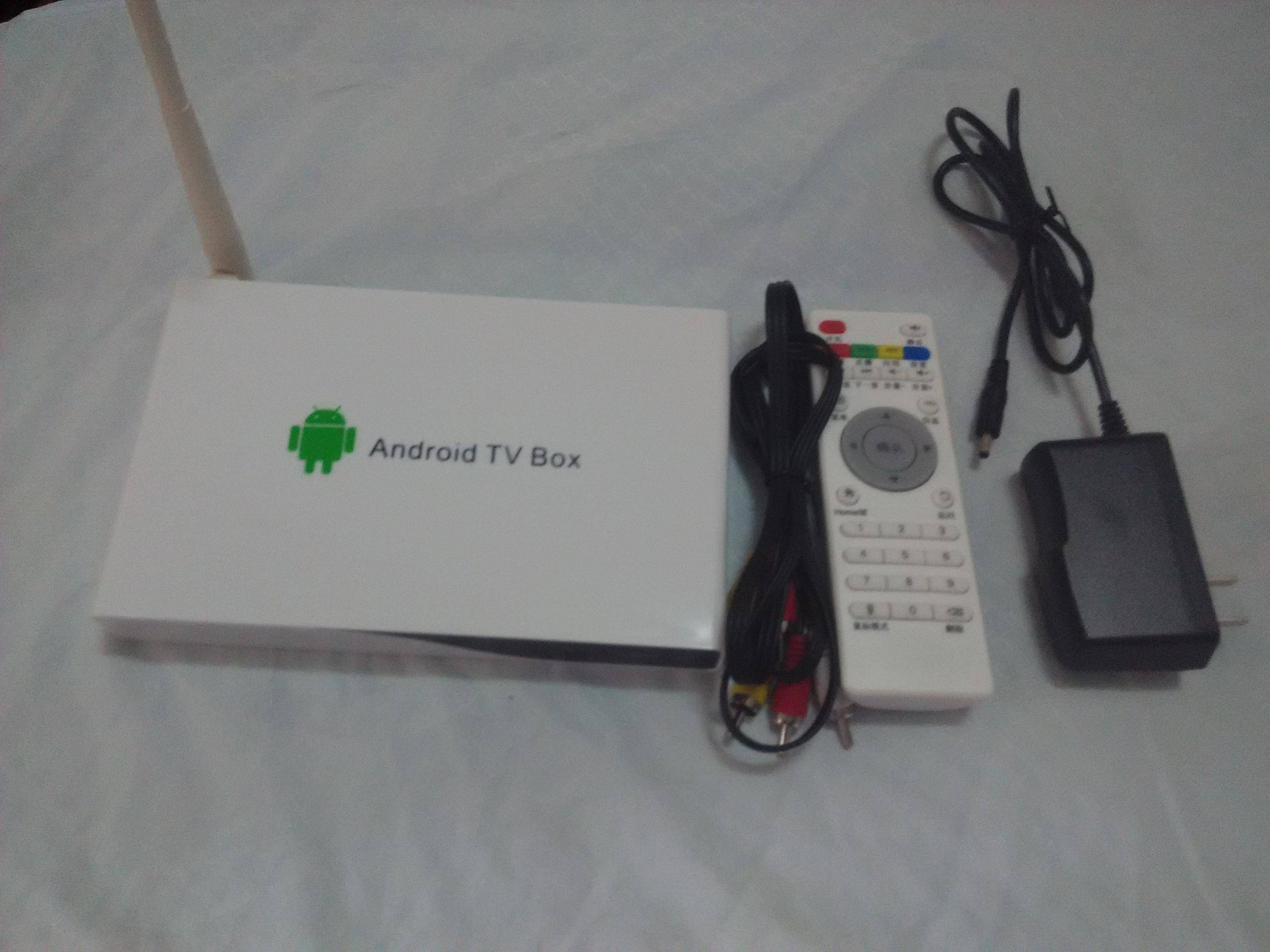 Wholesales--Android TV Box Dual Core Korea IPTV HD TV Box of 1 year free watch Free shipping