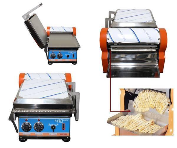 Triple Q2 food processing machine