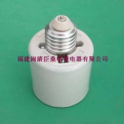 E27-E40 porcelain lampholder