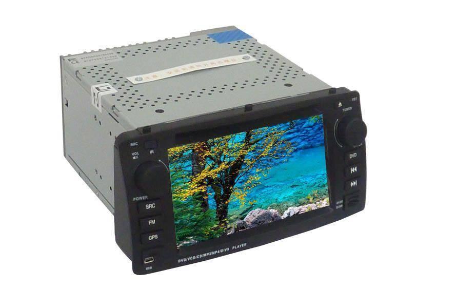 6.2 inch car GPS DVD Player for BYD F3(Digital screen)