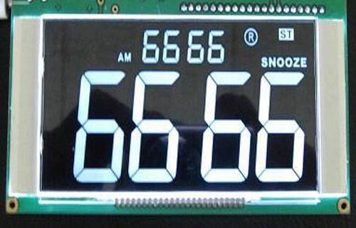 Monochrome LCD Display WHPC-02