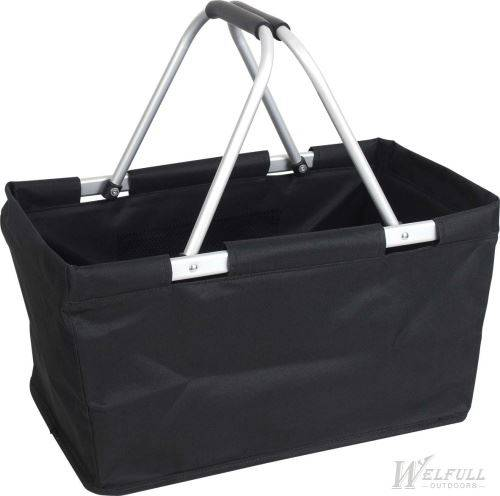 Camping Folding Picnic Basket without Cooler