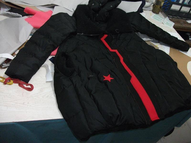 Yurongfu Woman winter clothes