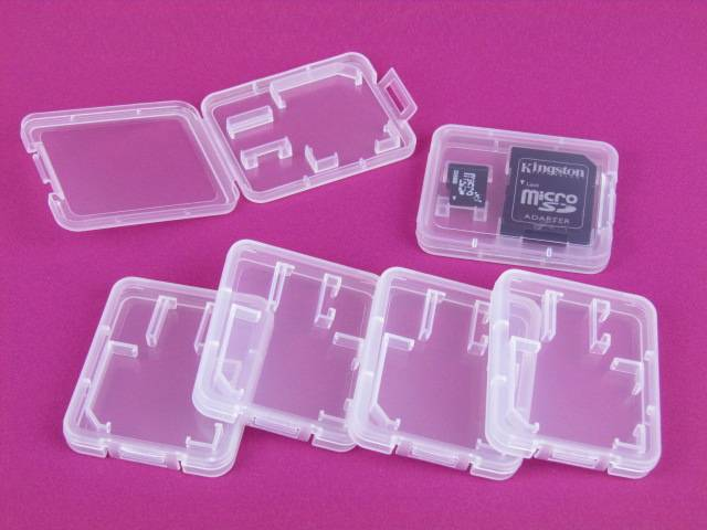 Wholesale underquote micro SD card case