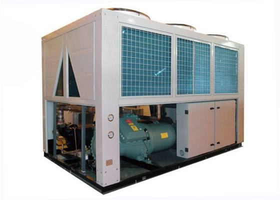 Air Cooled Screw Packaged Chiller