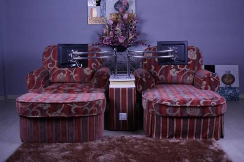 fabric sofa/electric leisure sofa