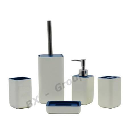 polyresin bathroom sets