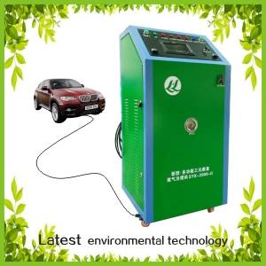 Catalytic Convertaer Clean Car Engine Exhaust System Cleaning Machine