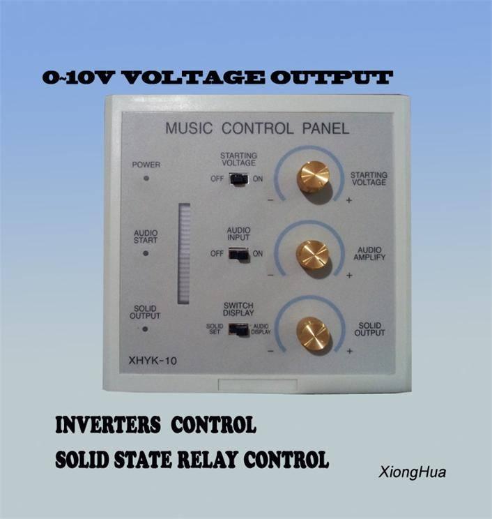 Musical dancing fountain controller XHYK-10