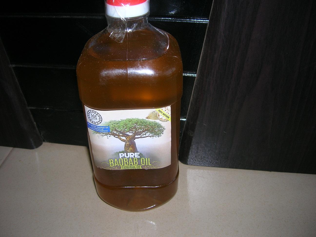 pure baoba oil