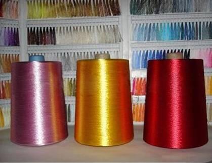 100% cotton/rayon yarn