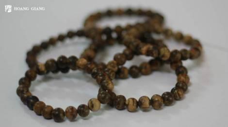 Agarwood bracelet for lady