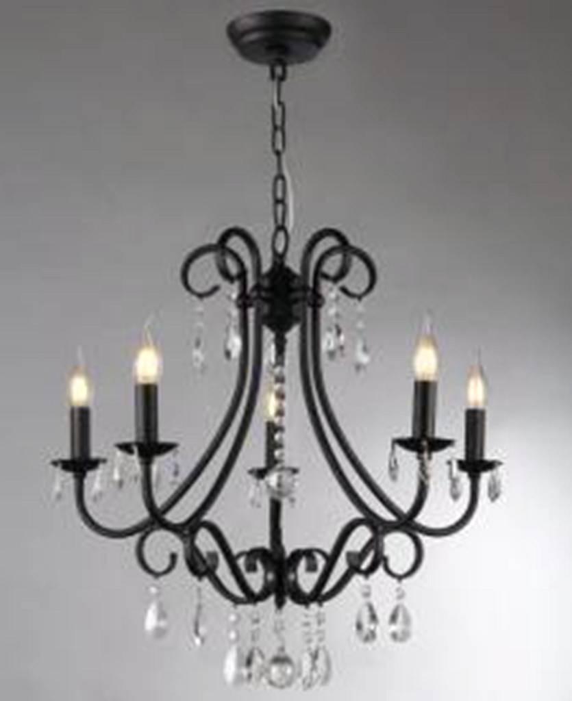 candel light chandelier 16085