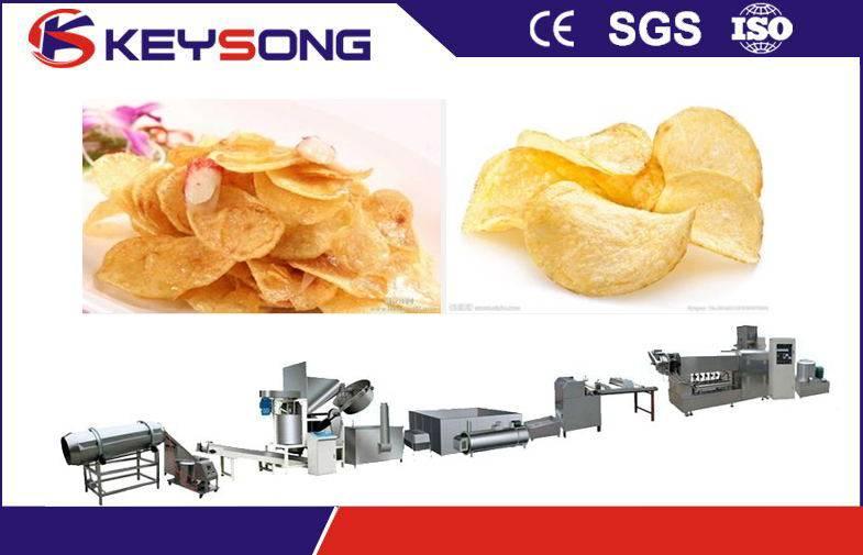 Hot Sale Potato Pellet Processing Machinery