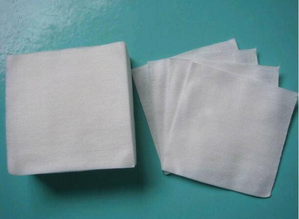 DEMO Absorbent Medical Non Woven Swabs