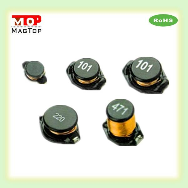 Magnetic Ferrite Core SMD Power Unshielded Inductor