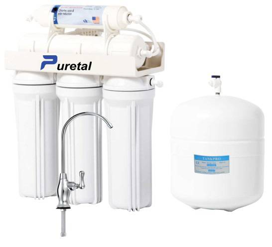 Sell Reserve Osmosis Purifier without Pump
