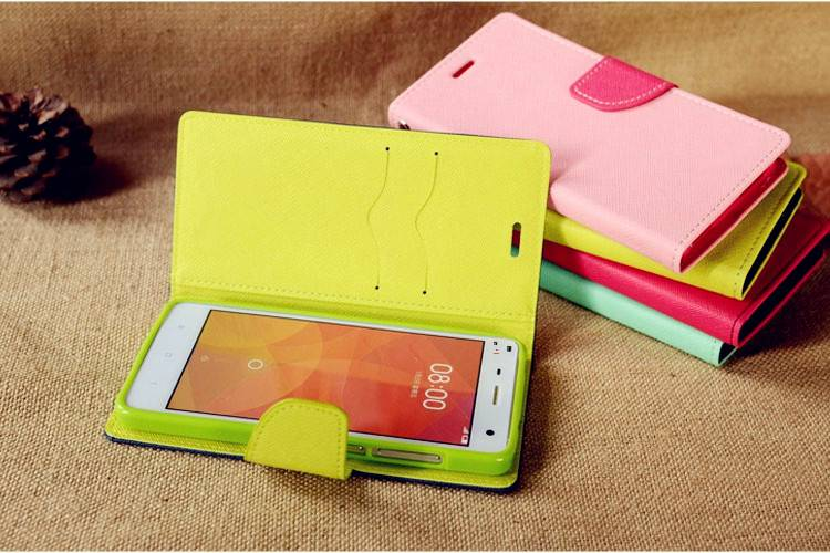 2 in 1 Card holder Multi-colors PU Leather phone case for Iphone