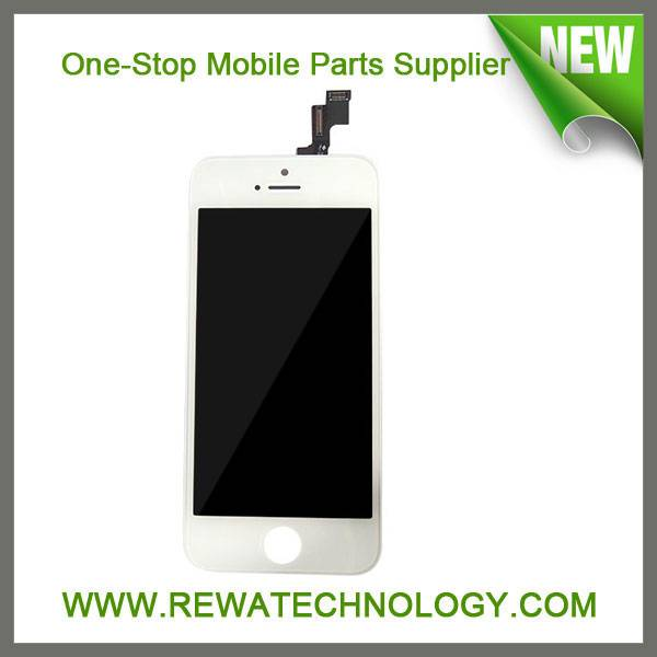 Hot Sell Mobile Phone Parts for iPhone 4/4S/5/5S LCD Display and Touch Screen Digitizer Assembly