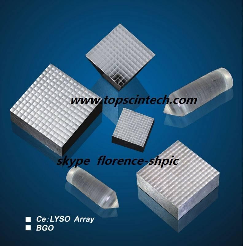Scintillator crystal LYSO