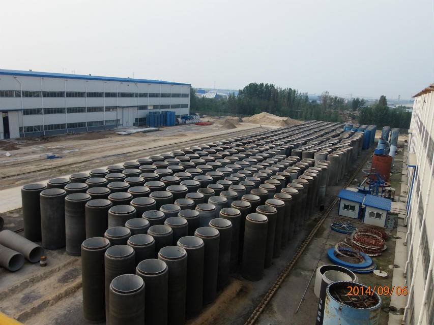 Prestressed concrete cylinder pipe(PCCP Pipe)