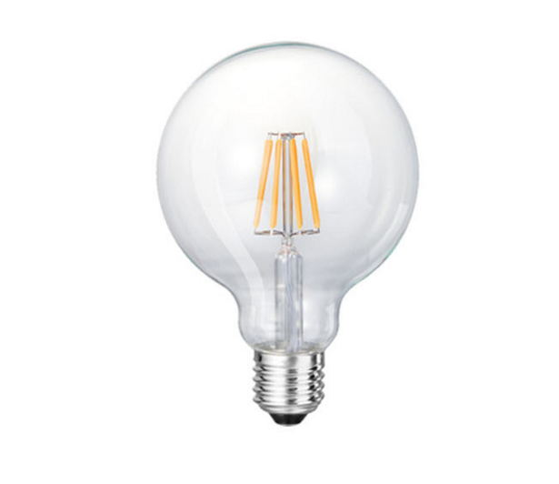 G80 LED Filament Bulb with CE RoHS approval