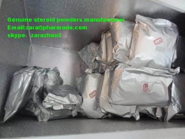 Dehydroisoandrosterone 3-acetate powders