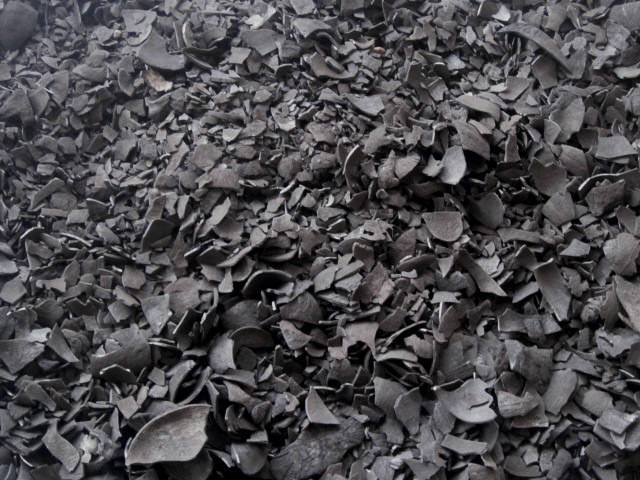 COCONUT SHELL CHARCOAL NATURAL SIZE WITHOUT MESH