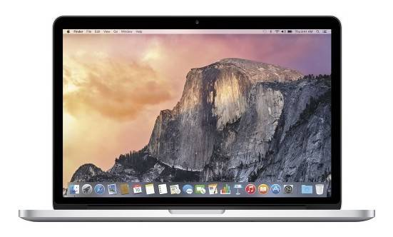 MacBook Pro with Retina display (Latest Model) - 13.3 Display - 8GB Memory - 256GB Flash Storage